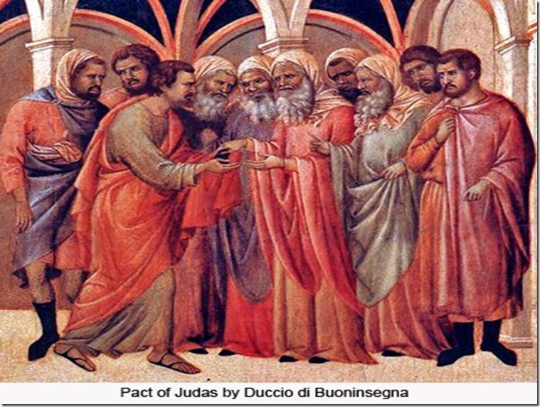 Judas Pact of Judas