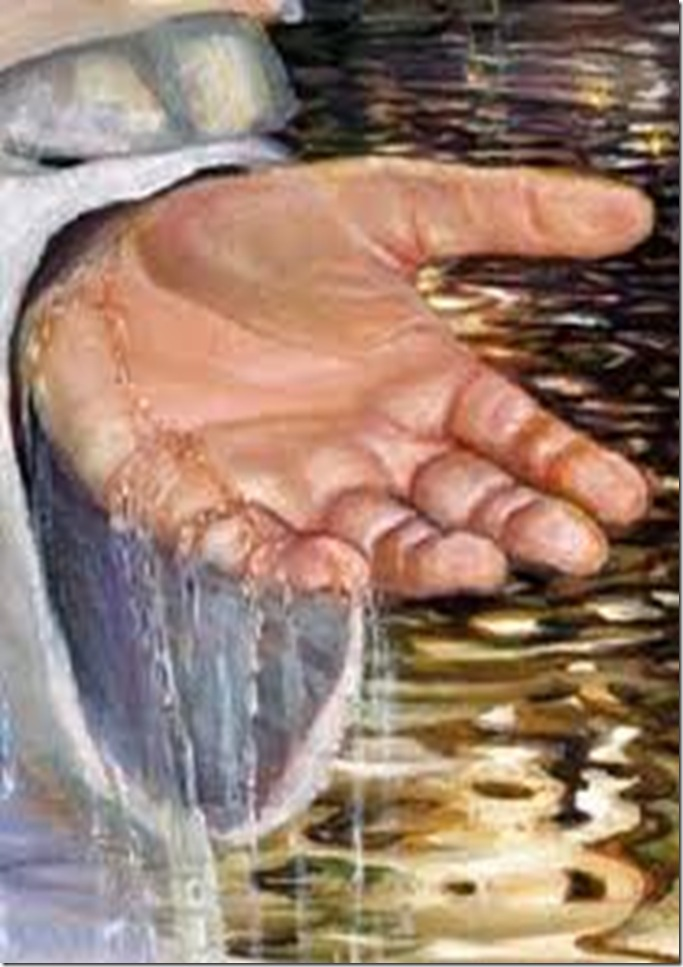 The Water of Eternal Life