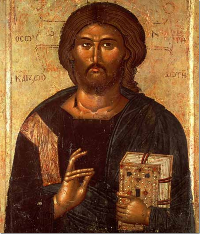The changing face of Jesus