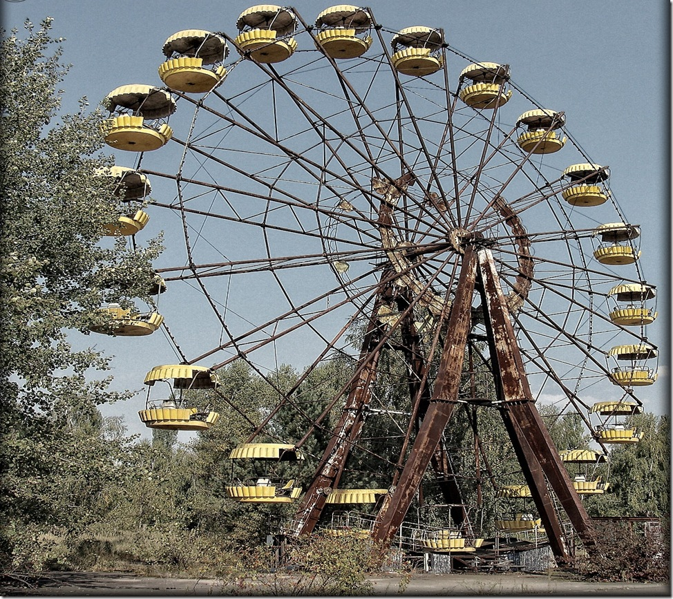 Chernobyl 25 years later