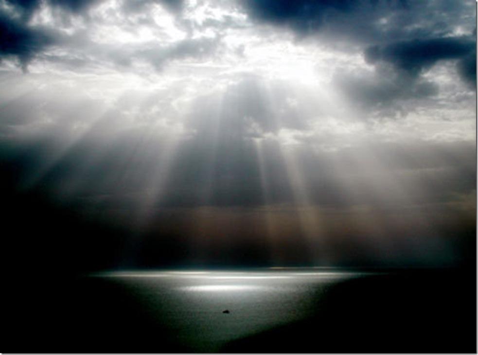 God Shining Through