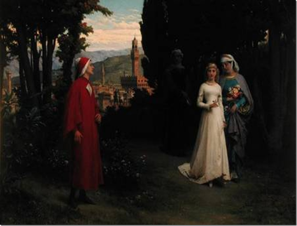 Gianetti's Dante and Beatrice