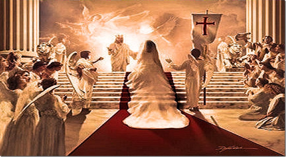 The Marriage of the Soul to God